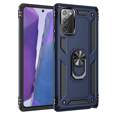 Magnetic Shockproof Samsung Galaxy Note Case For Galaxy S8 / Blue
