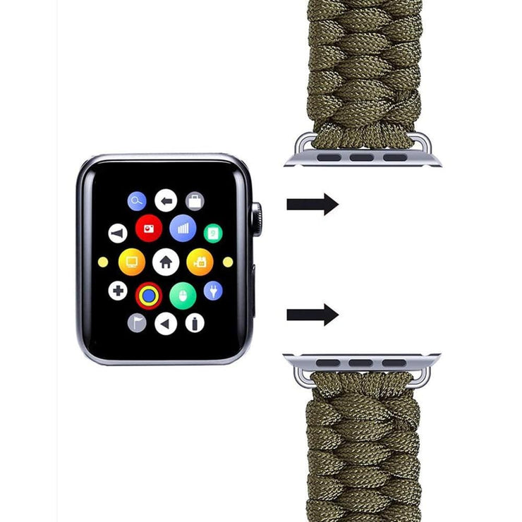 Survival Rope Apple Watch Band