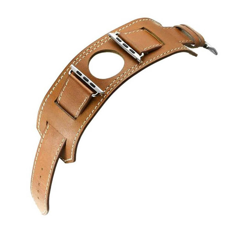 Apple Watch Cuff Bracelet Band Brown / 42mm/44mm
