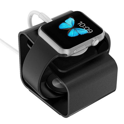 Apple Watch Docking Stand Black