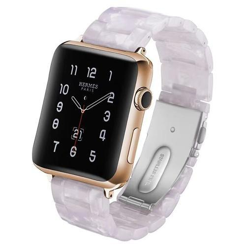 Apple Watch Limited Edition Resin Band Lilac Marble / 38mm/40mm