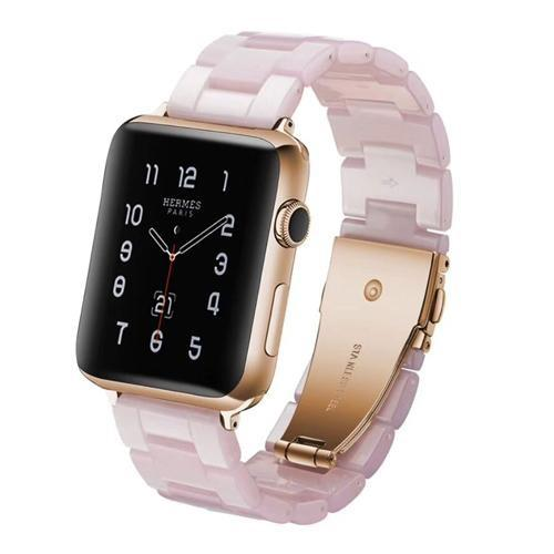 Apple Watch Limited Edition Resin Band Pink / 38mm/40mm