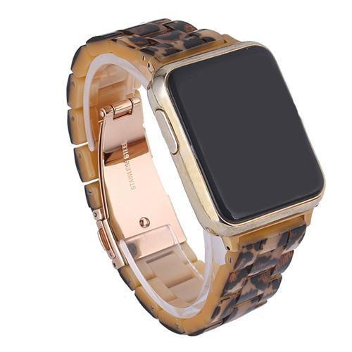 Apple Watch Limited Edition Resin Band Tortoise Shell / 38mm/40mm