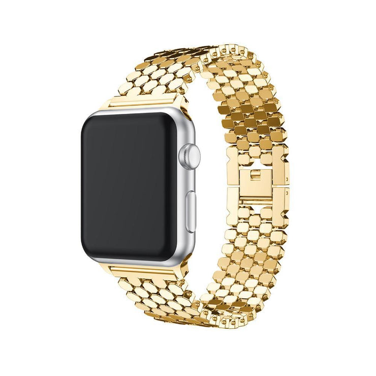 Apple Watch Link Bracelet Band Gold / 38mm/40mm