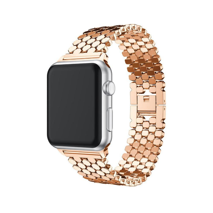 Apple Watch Link Bracelet Band Rose Gold / 38mm/40mm
