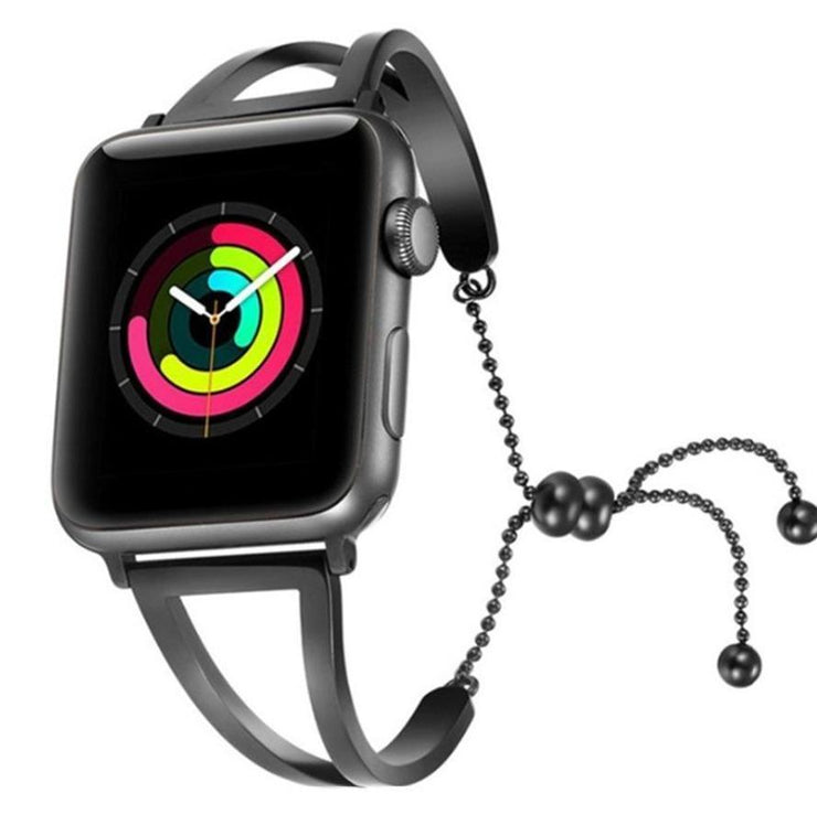 Apple Watch Pendant Bracelet Band Black / 38mm/40mm