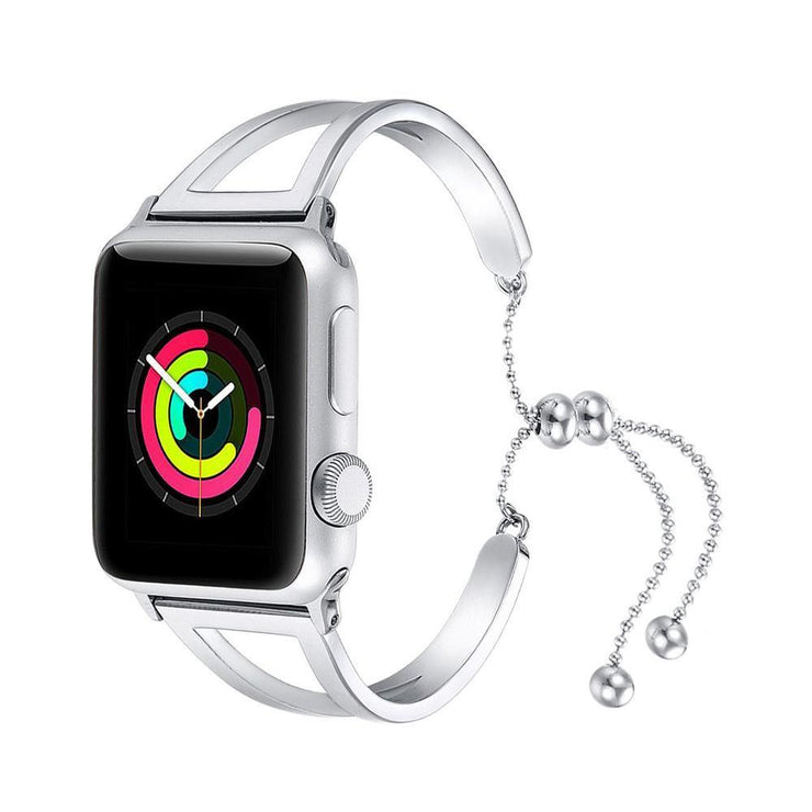 Apple Watch Pendant Bracelet Band Silver / 38mm/40mm