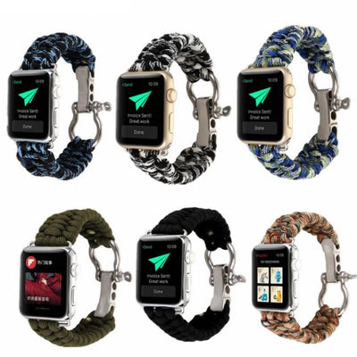 Apple Watch Rope Bracelet Band