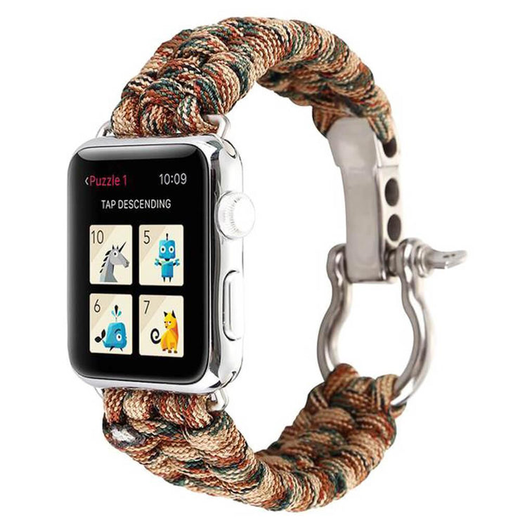 Apple Watch Rope Bracelet Band Camo / 38mm/40mm