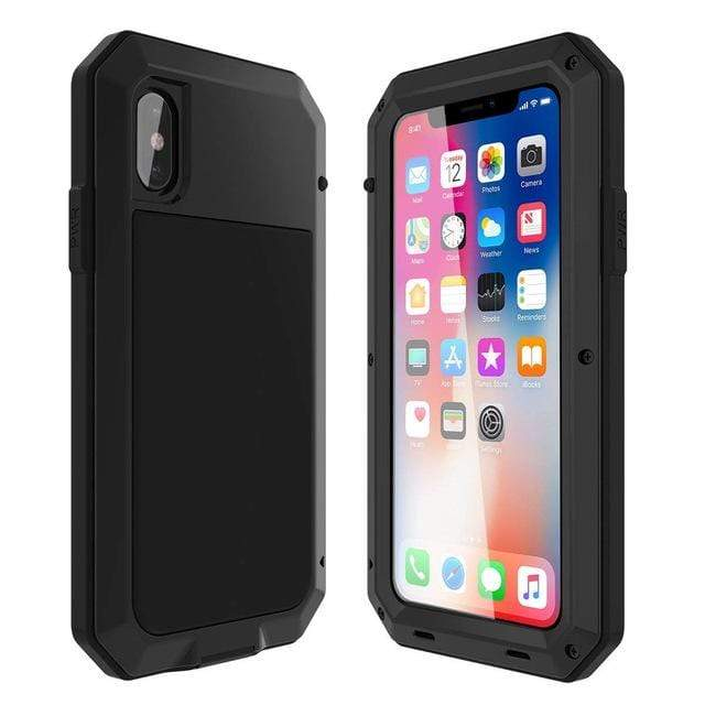 Heavy Duty iPhone Case iPhone 5C / Black