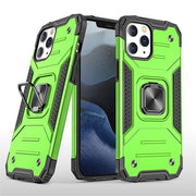 Magnetic Shockproof iPhone Case For iPhone 6 / Green