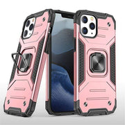 Magnetic Shockproof iPhone Case For iPhone 6 / Pink