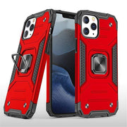 Magnetic Shockproof iPhone Case For iPhone 6 / Red