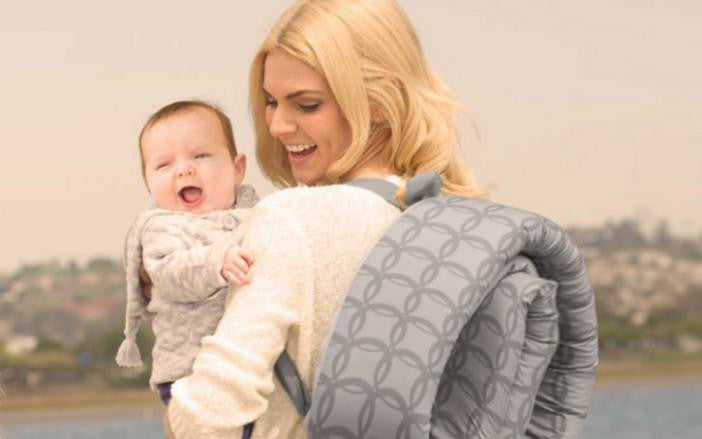 LulyBoo Baby Lounge is one of the 15 Best 2016 New Products for Baby and Mom