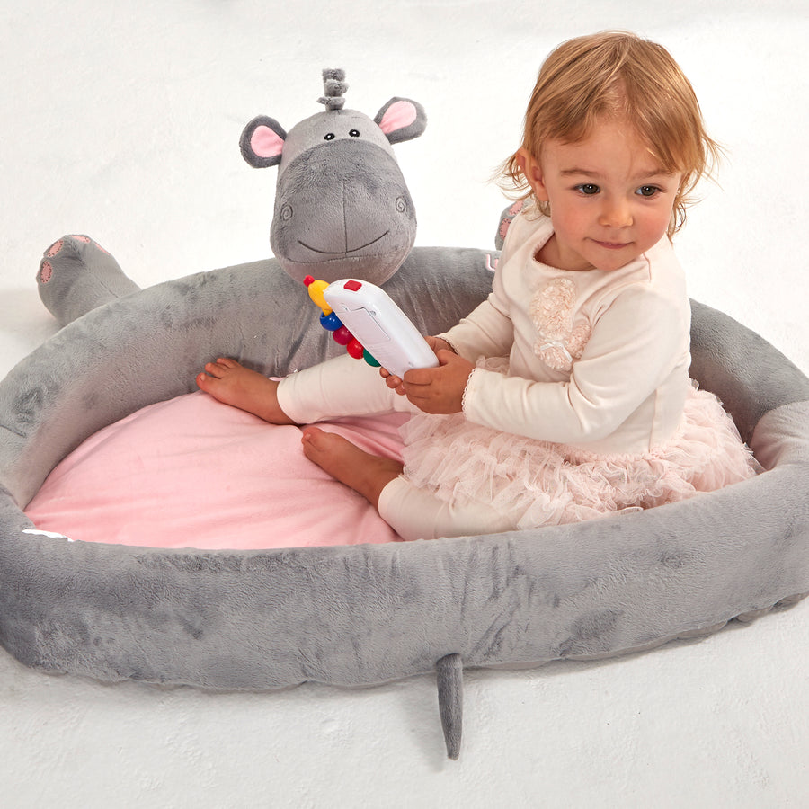 lulyzoo toddler lounge - sleeper for tots