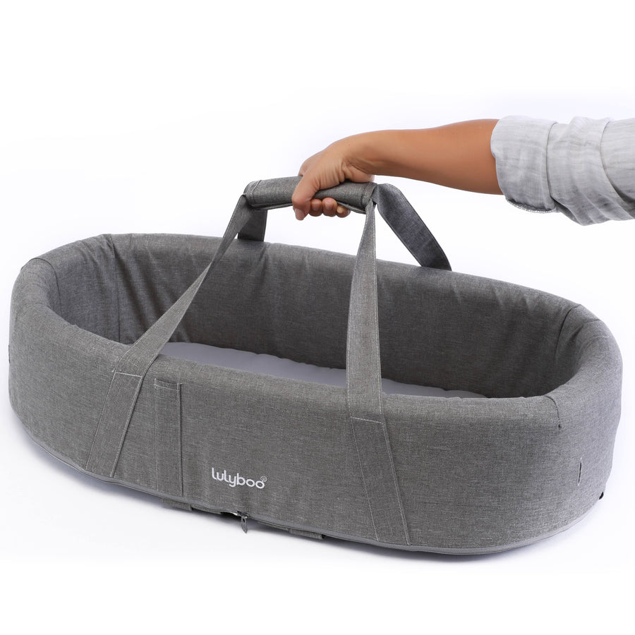 mod carrycot - carry straps