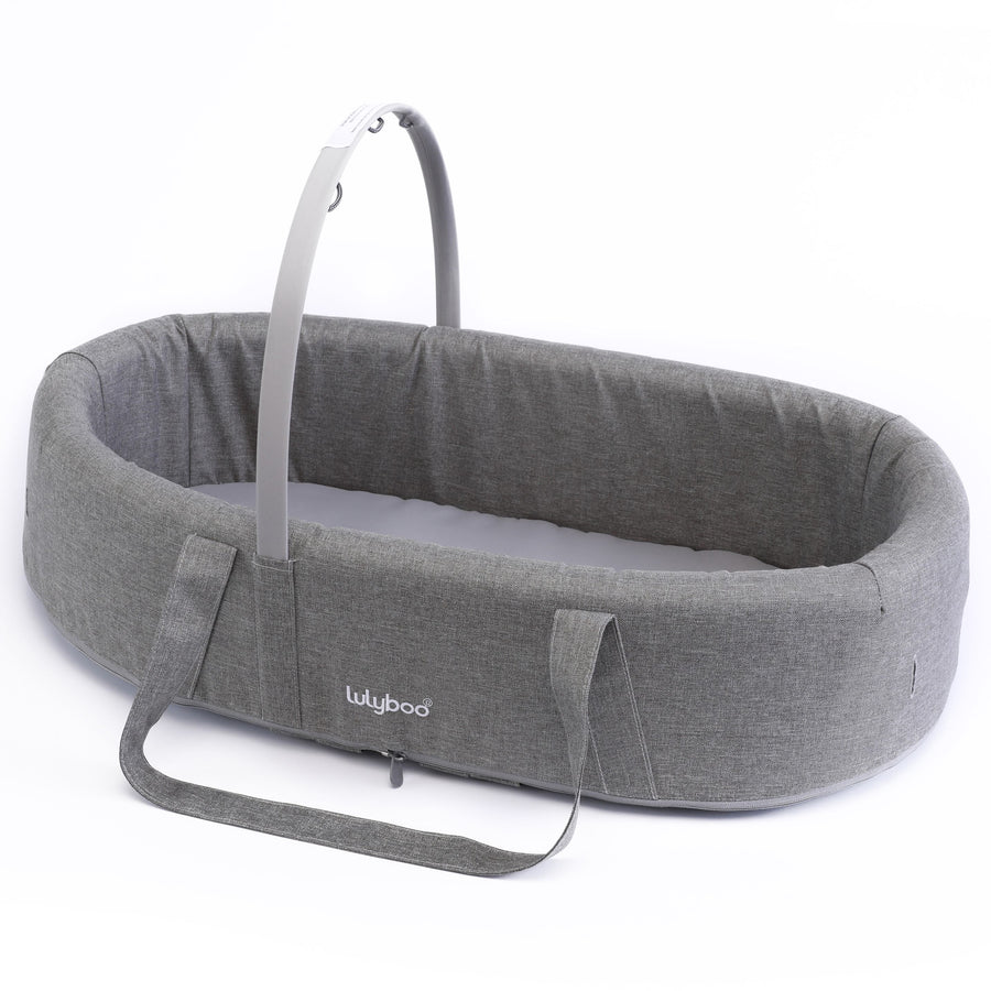 mod carrycot - removable toy bar