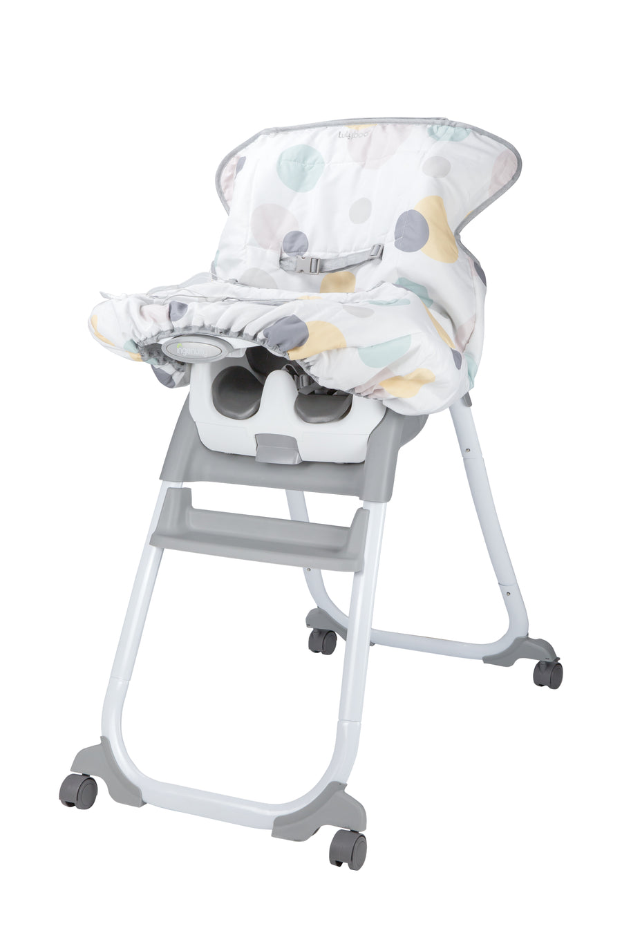Shopping Cart & Highchair Cover - Bubble