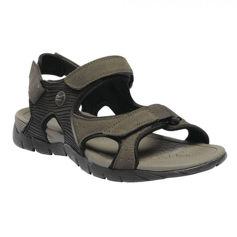 men sandals with shorts