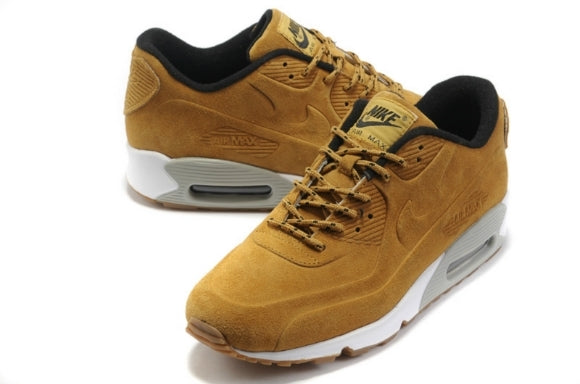 ... Nike Air Max 90 Trainers Suede - Toplen ... f5c9eec1f