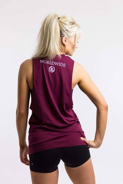 Unity Sleeveless Shirt