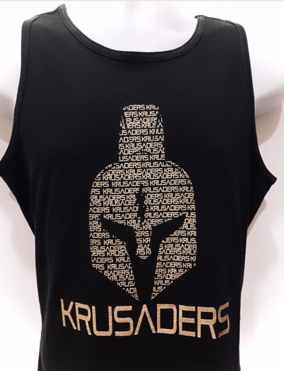 Gold Krusaders Tank Top
