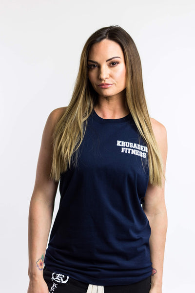 Empowering sleeveless shirt - Krusaders