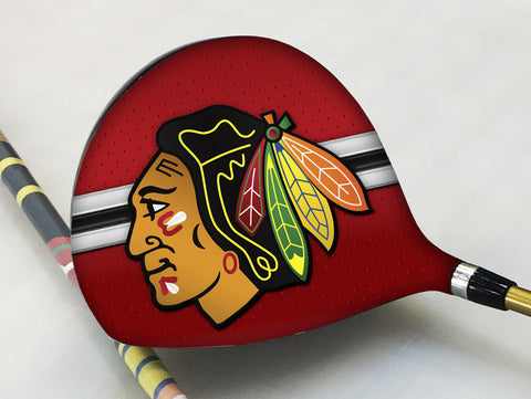 BLACKHAWKS HEAD WRAP