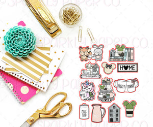 Farmhouse Magic Die Cut Bundle
