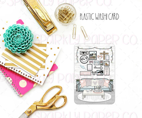 Farmhouse Magic Gallery Wall Washi Card