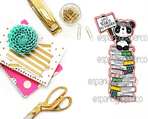 Planner Stack Bookmark