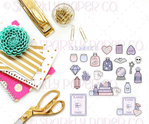 Planner Magic Sticker Die Cuts