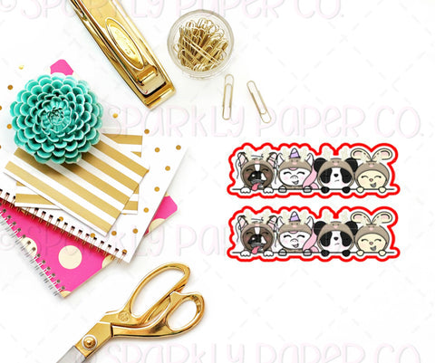 Reindeer HEADer Die Cuts (set of 2)