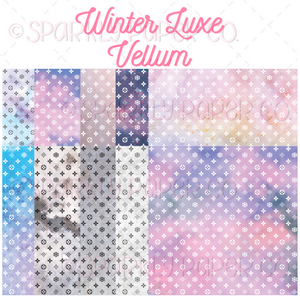 Winter Luxe Vellum (LIMITED EDITION)