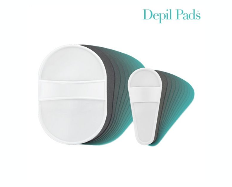 Depil Pads exfoliating dynor