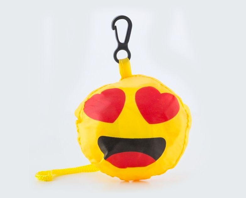 Ihopvikbar Emoticon bag 😍
