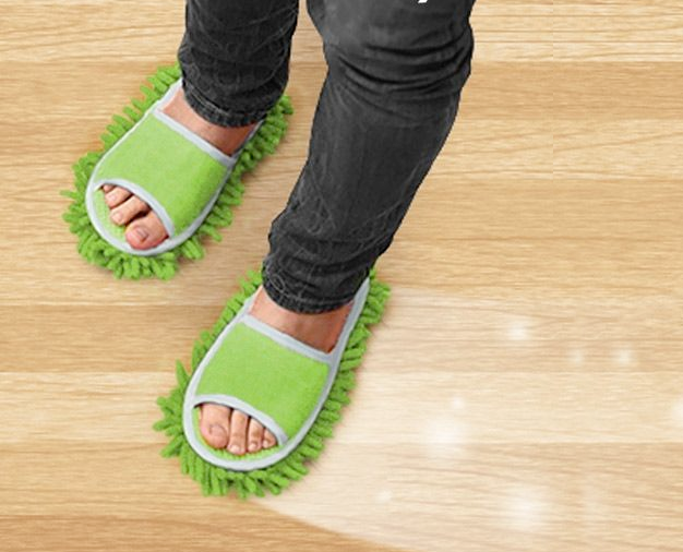 Mop slippers