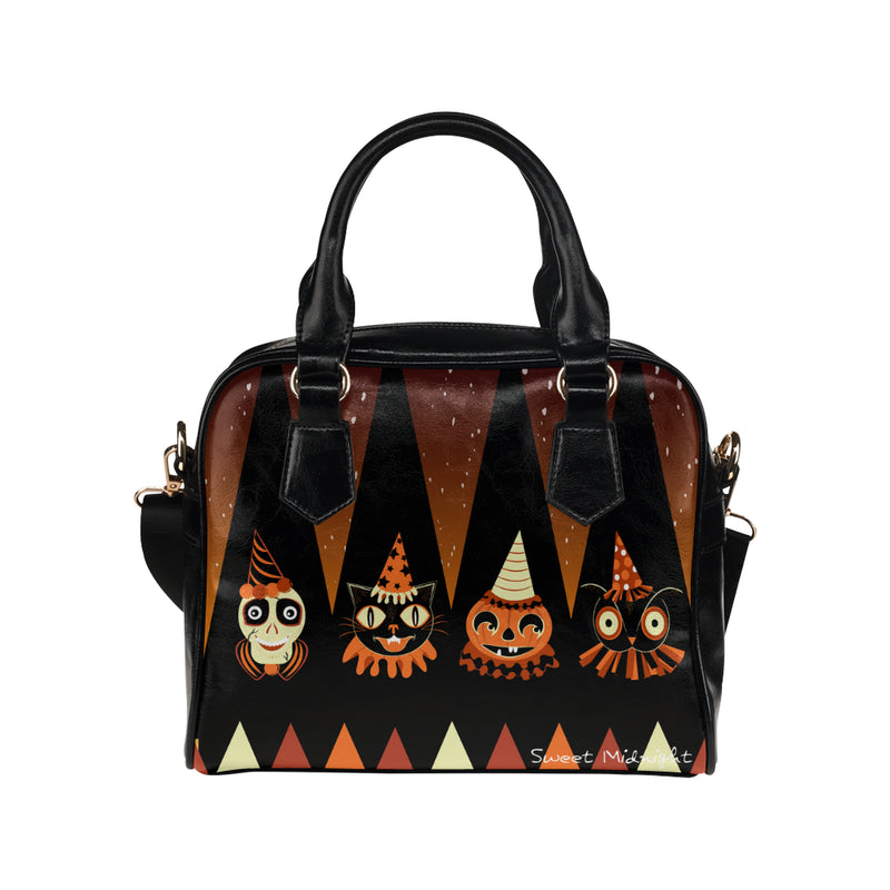 Halloween Party Animal Haunted Handbag