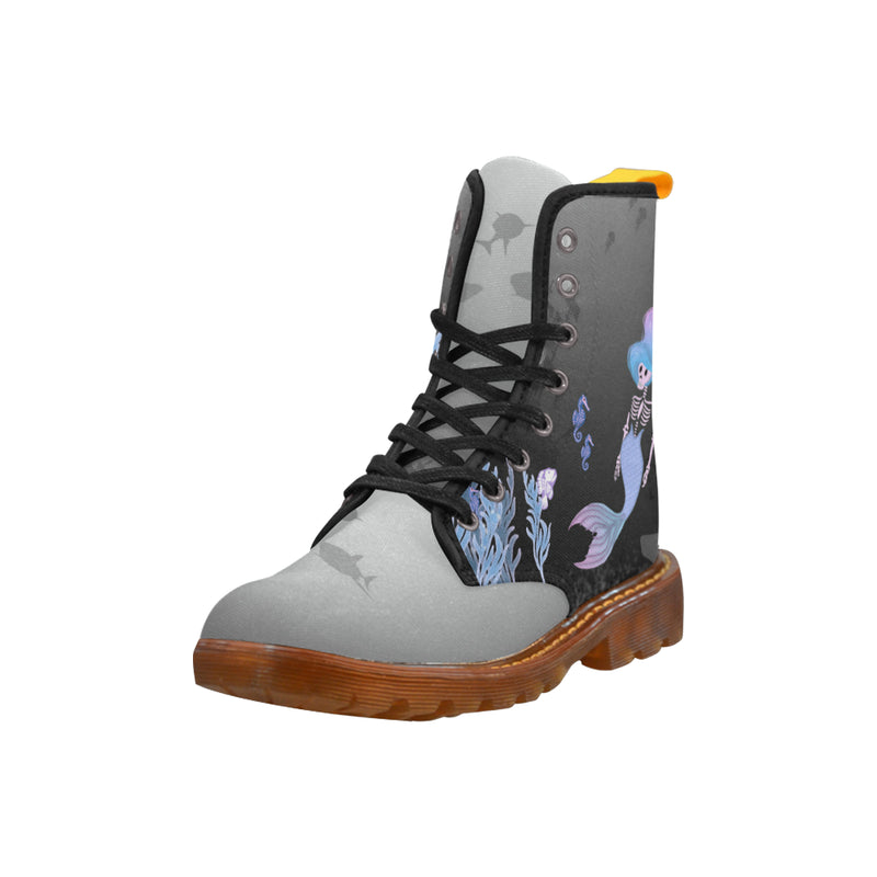 FeeJee Mermaid Boots Martin Boots For Women Model 1203H