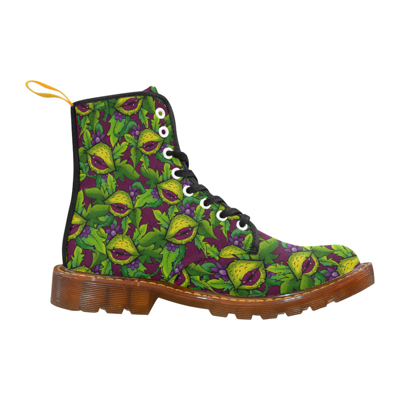 Feed Me Human Boots Martin Boots For Women Model 1203H