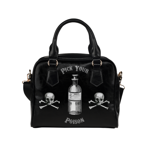 Pick Your Poison Haunted Handbag