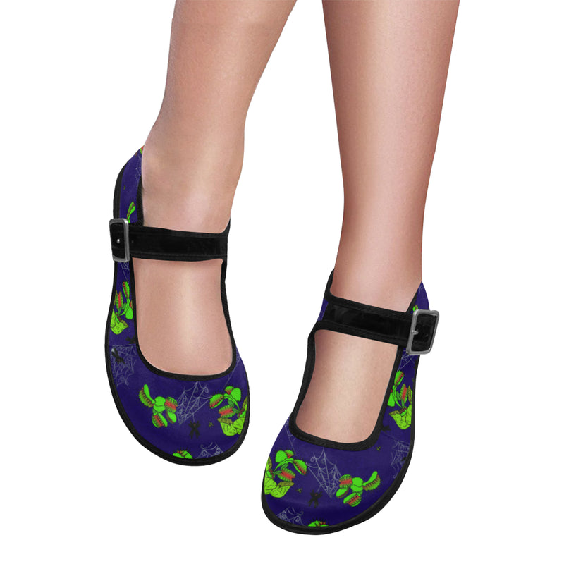 Its A Trap Mary Jane Shoes