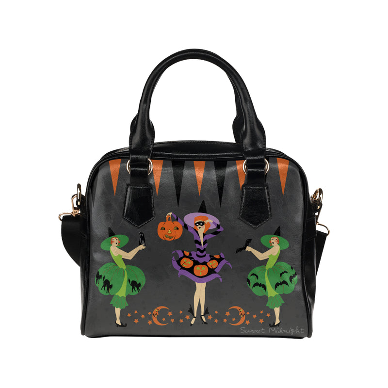 Flapper Halloween Party Haunted Handbag
