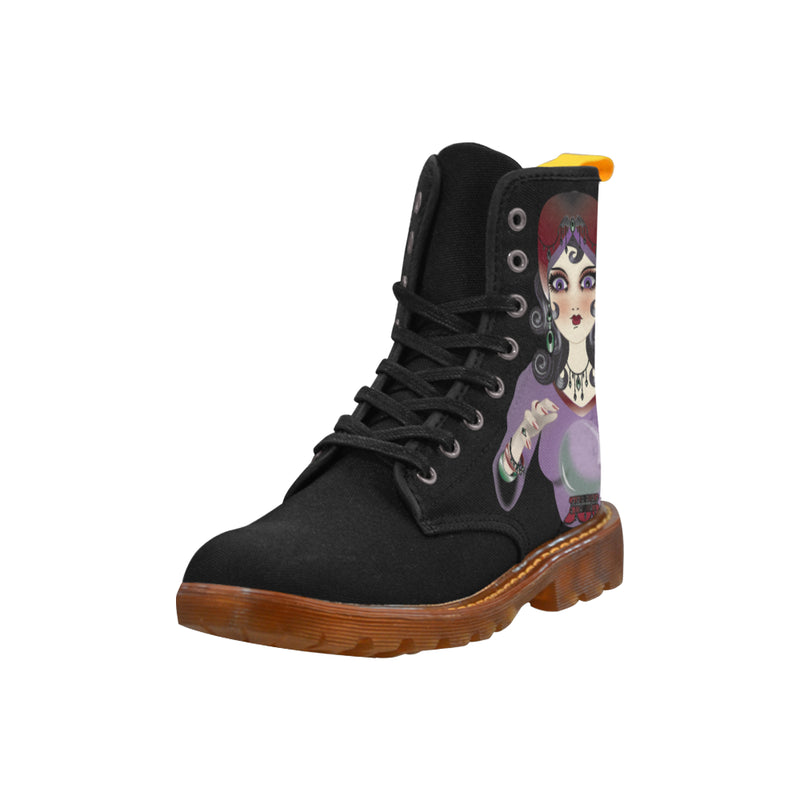 Fortune Teller Boots Martin Boots For Women Model 1203H