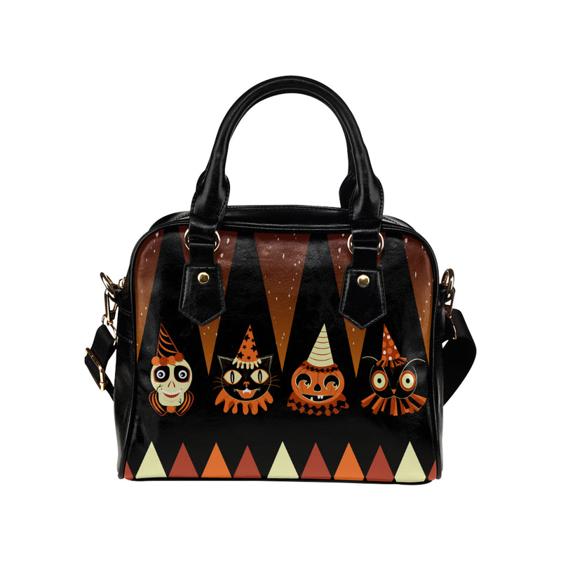 Halloween Party Animal Purse Haunted Handbag