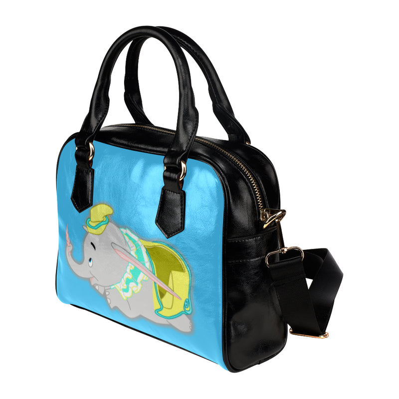 Flying Elephant Haunted Handbag