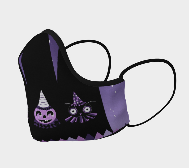 Halloween Party Animals 2020 Mask