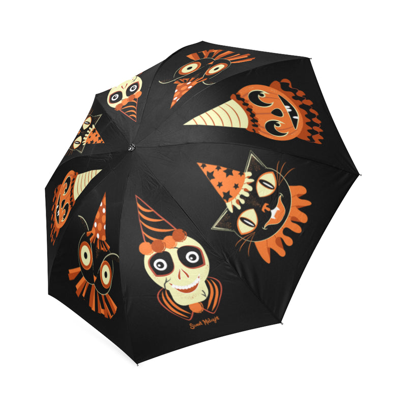 Halloween Party Animal Umbrella Foldable Umbrella