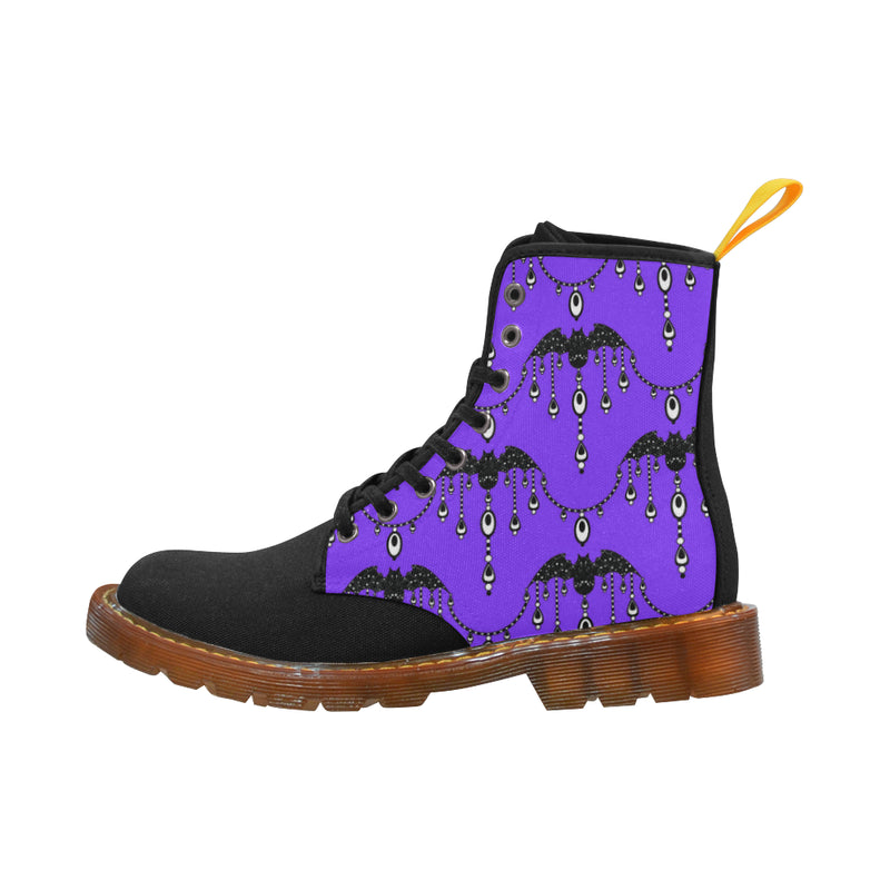 Filigree Bat Boots Martin Boots For Women Model 1203H