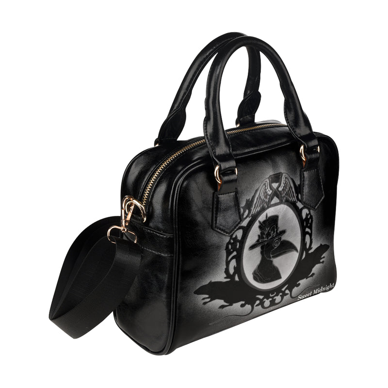 Plague Doctor Haunted Handbag